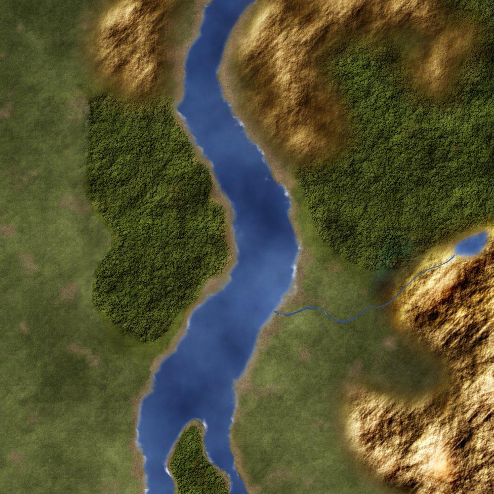 Ehlon River 