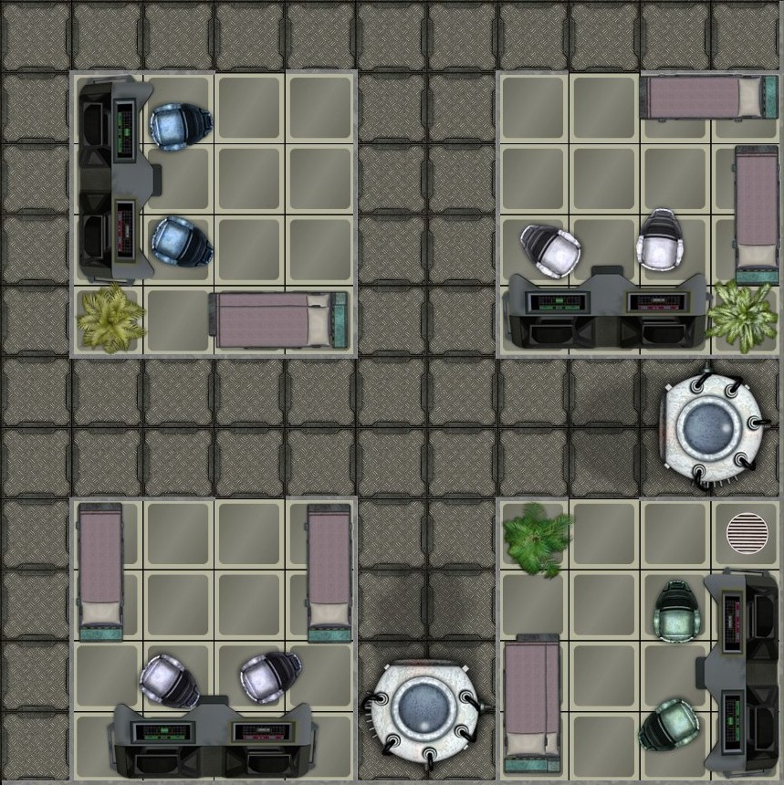 Officer Quarters 2
