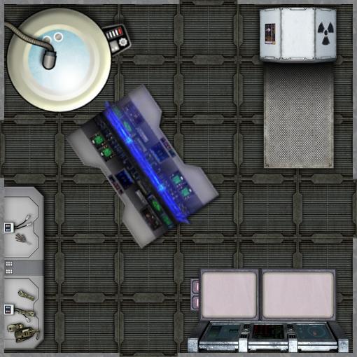 Medical Lab Module
