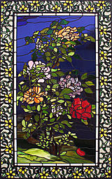 My real work (stained glass)