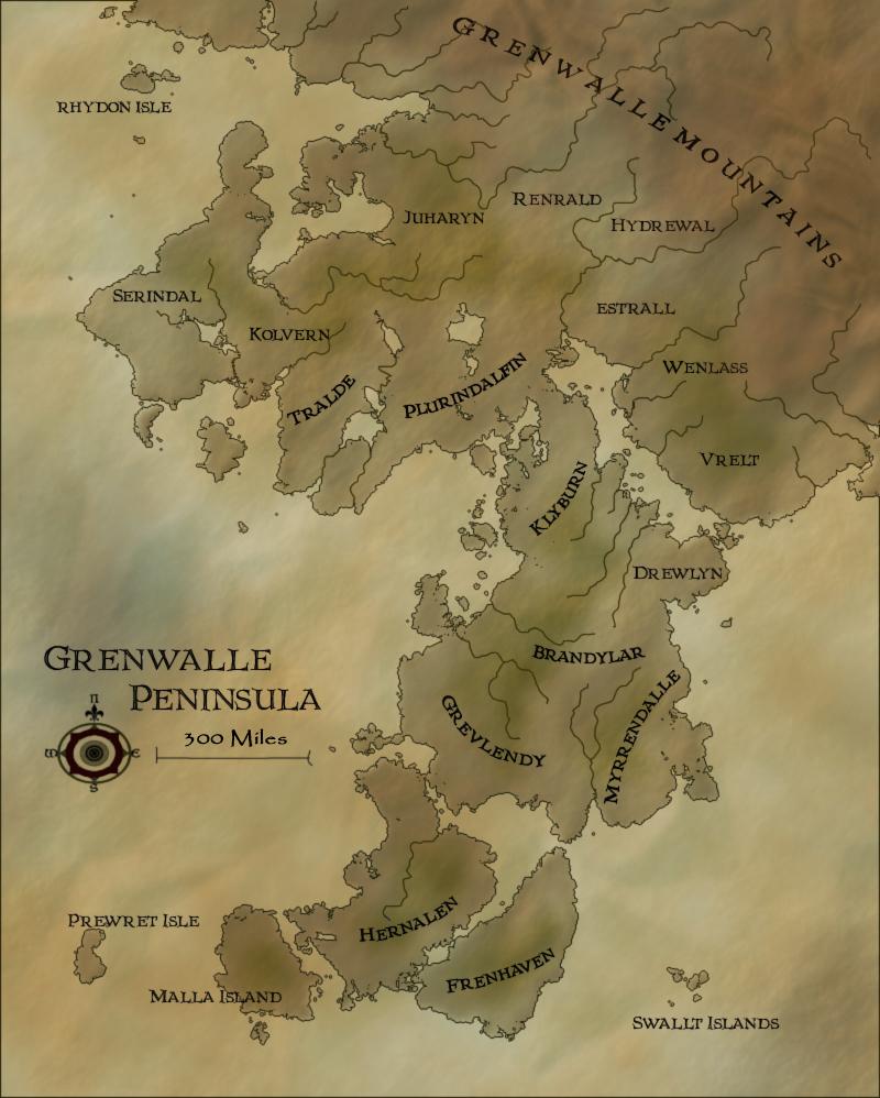 Grenwalle Peninsula