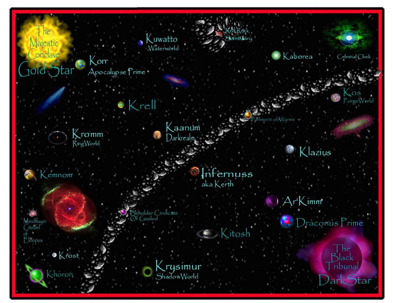 Larrys Star System