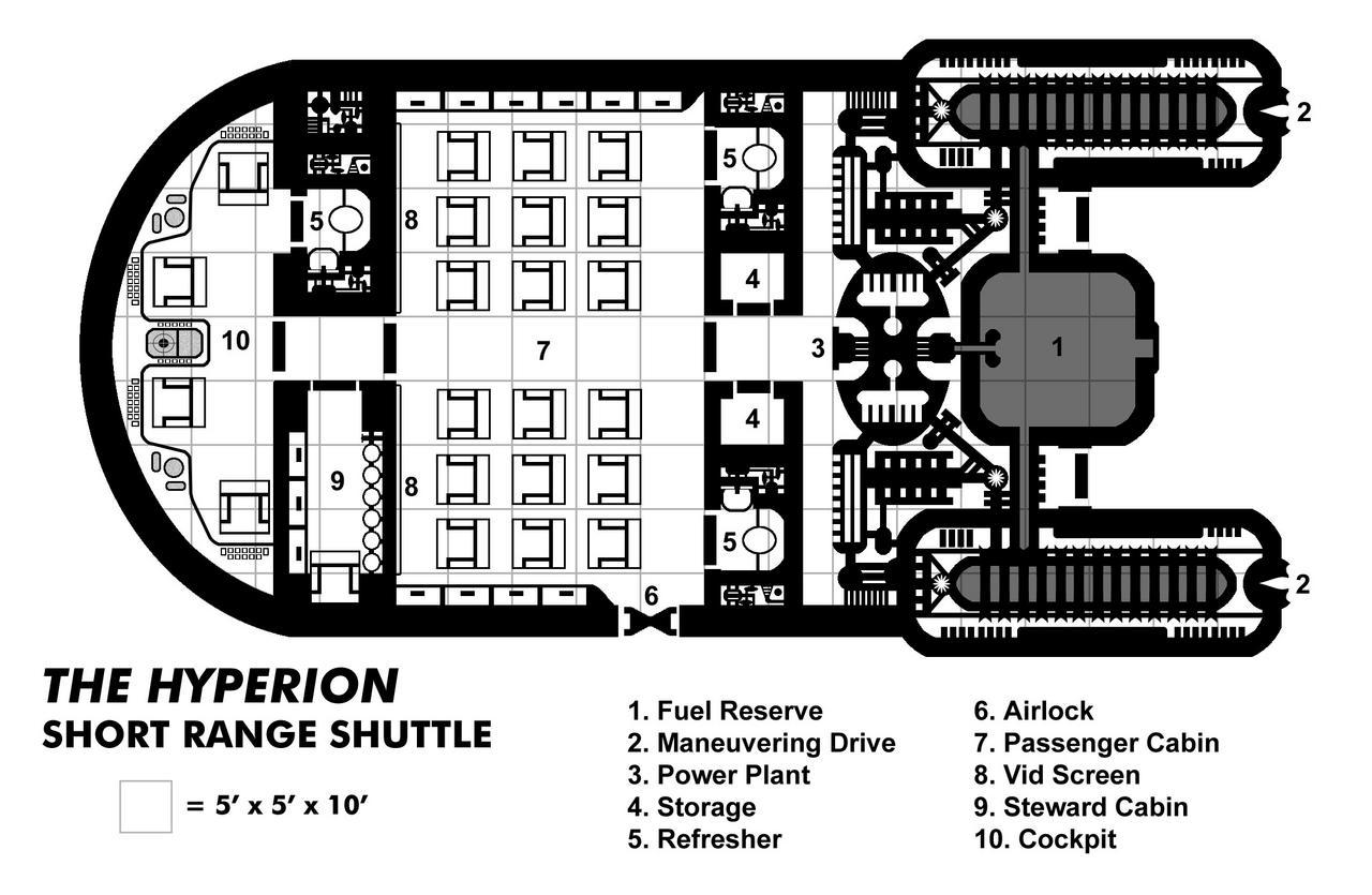 Hyperion Shuttle