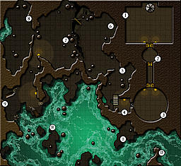 Goblin Warren Maps