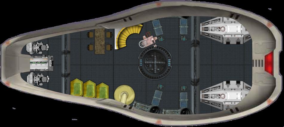 Shuttle Korolev SAR
