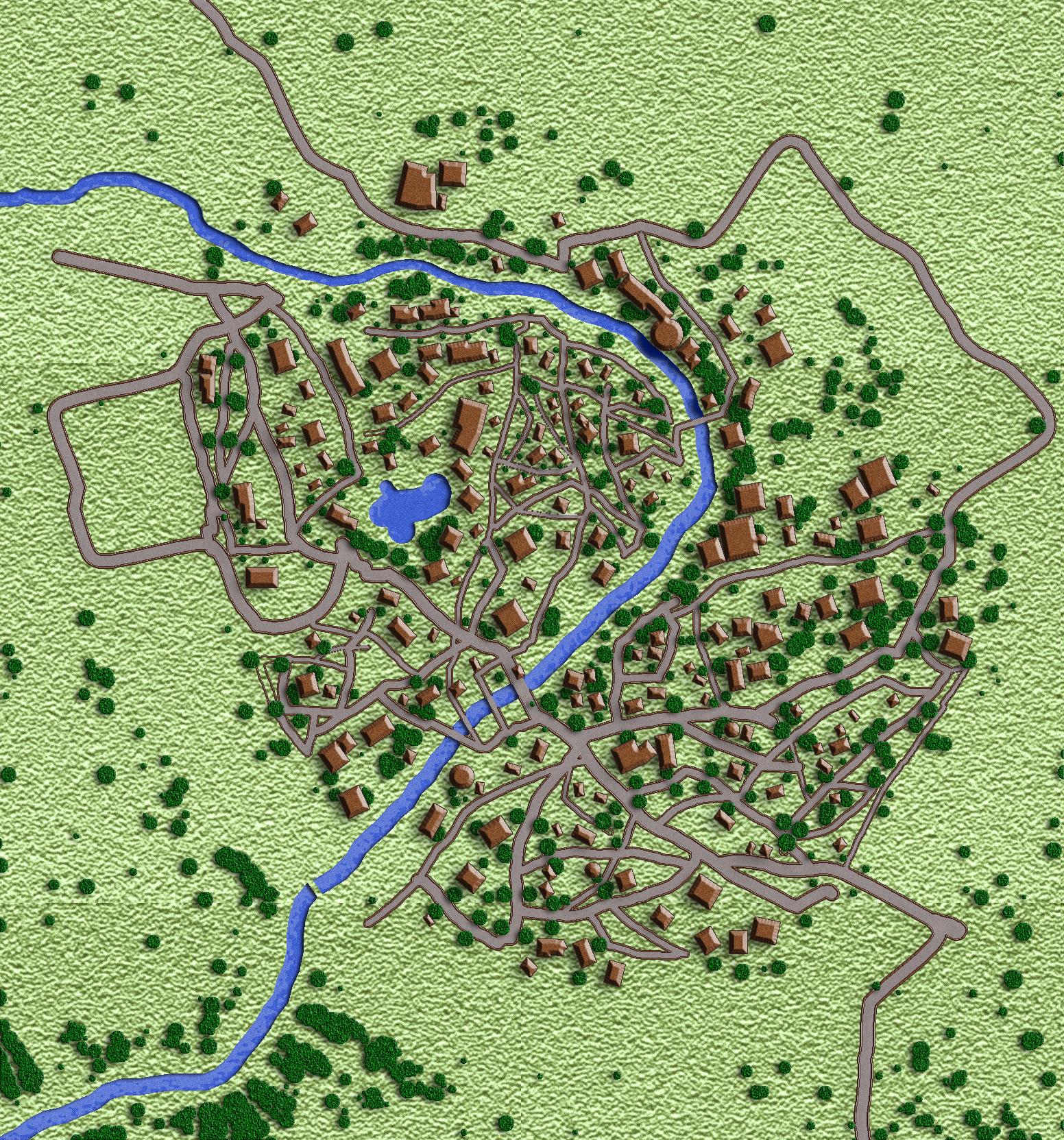 Random City Experiment