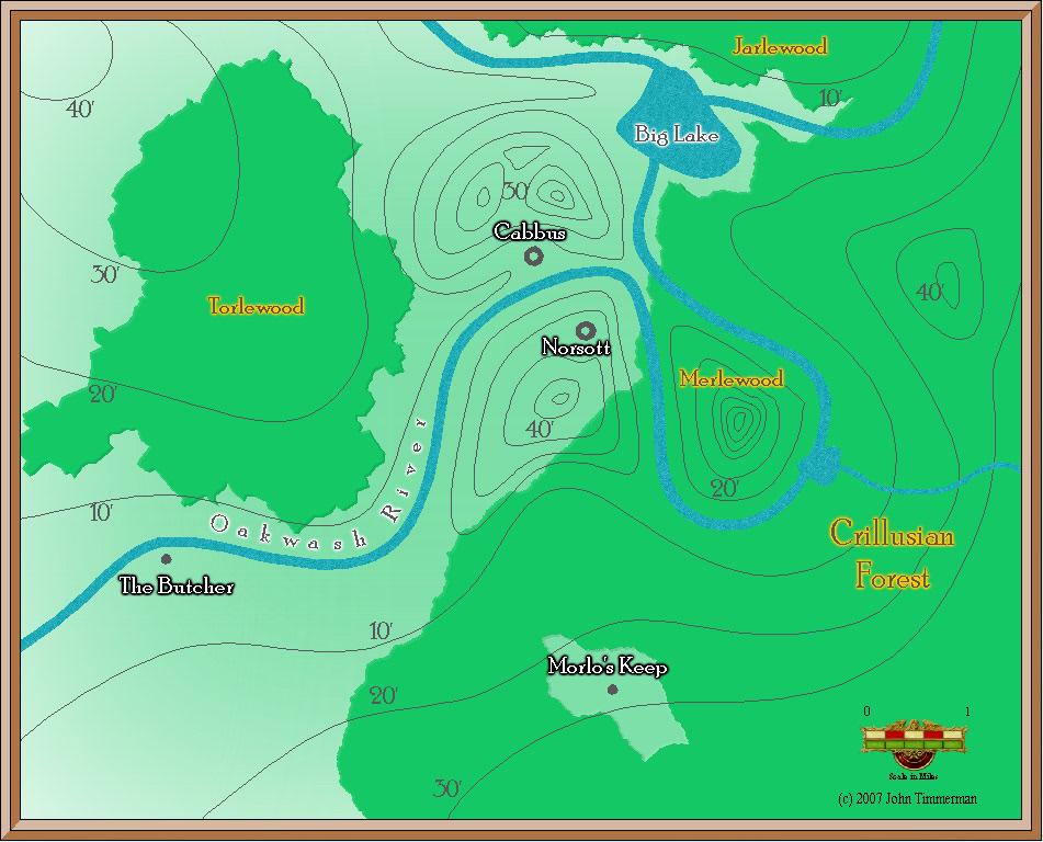 Crillusian Frontier