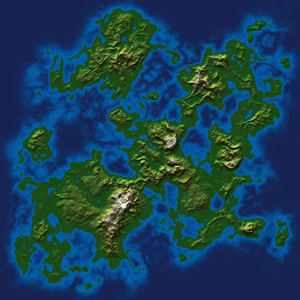 Relief Map1