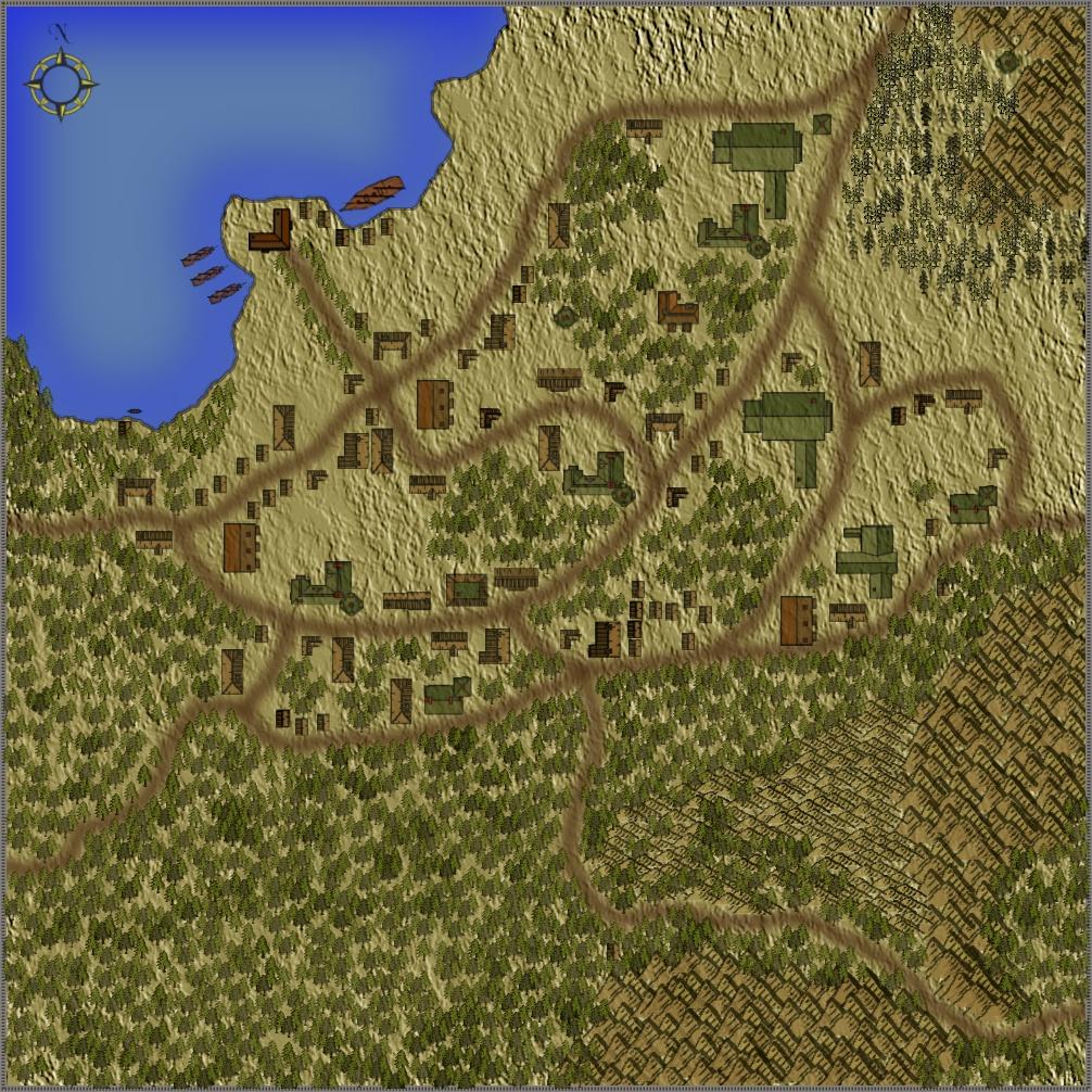 Generic Village 2&