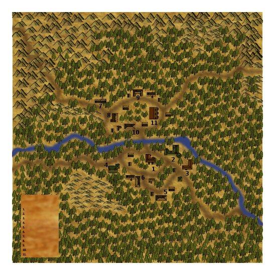 Generic Village.