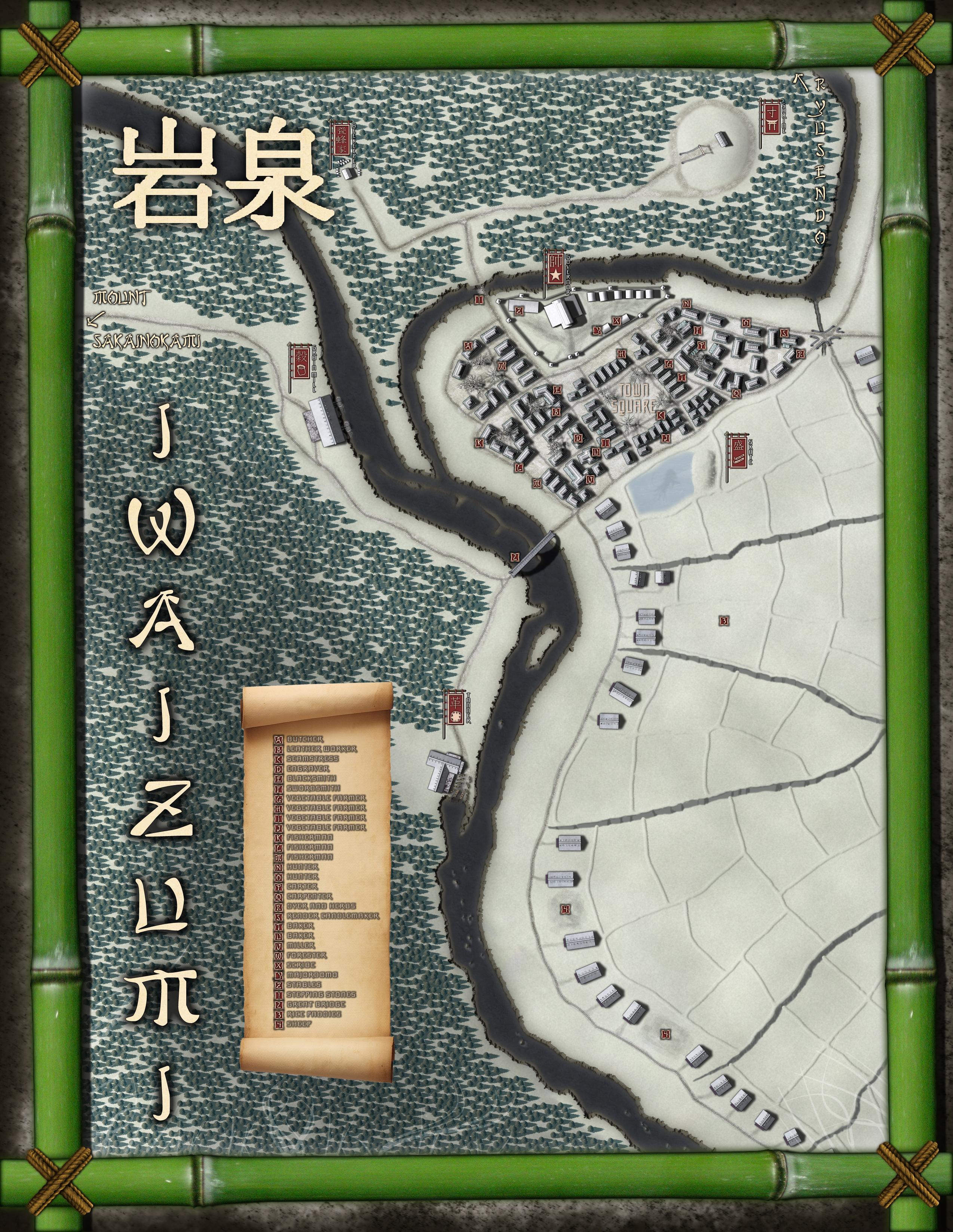 Iwaizumi.