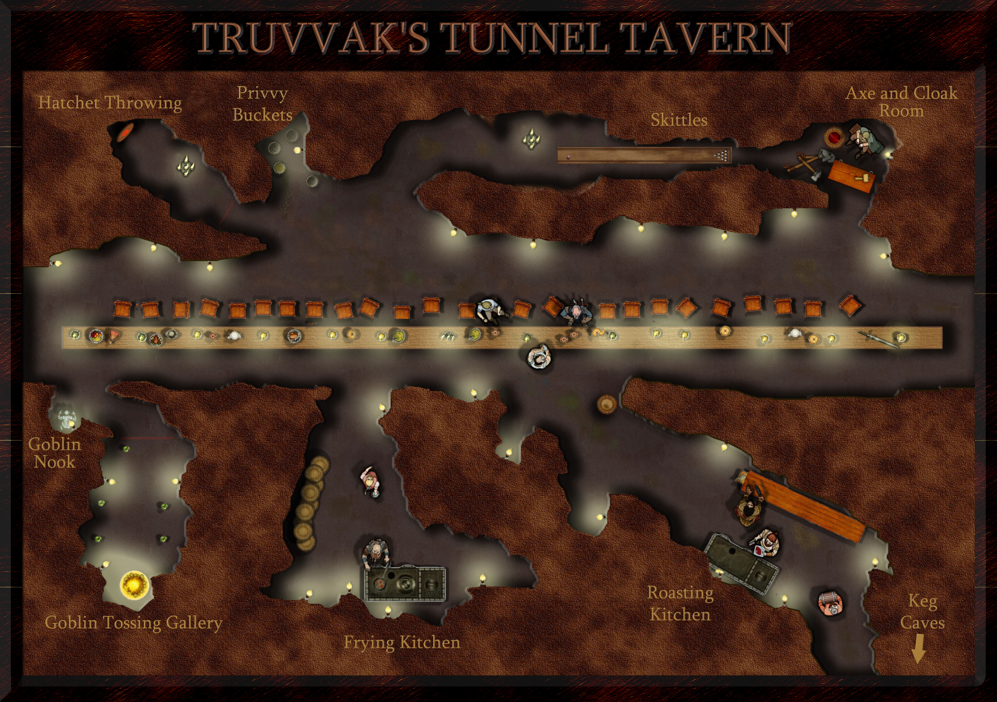 Tunnel Tavern 6 WIP