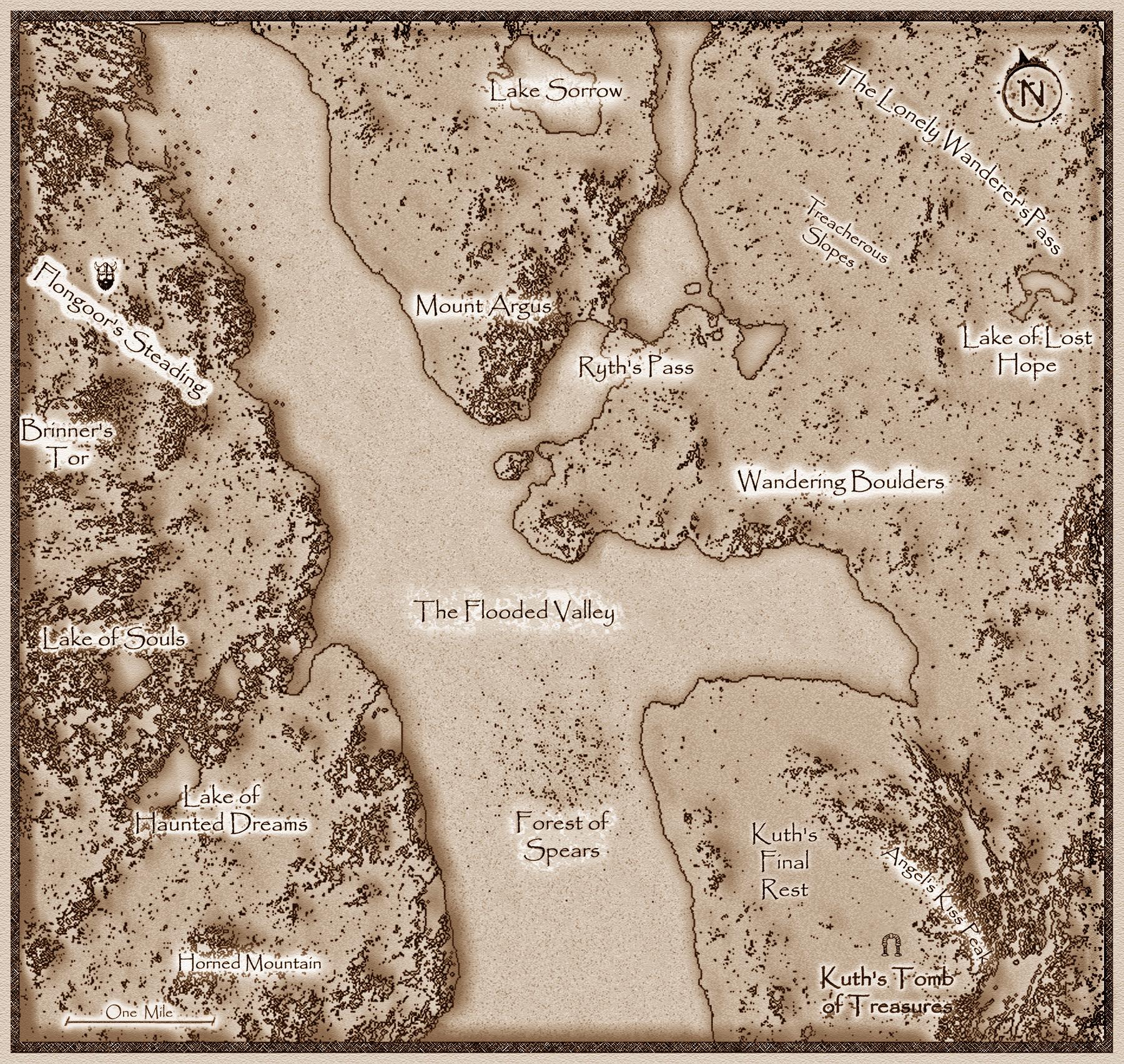 Kuth Map.