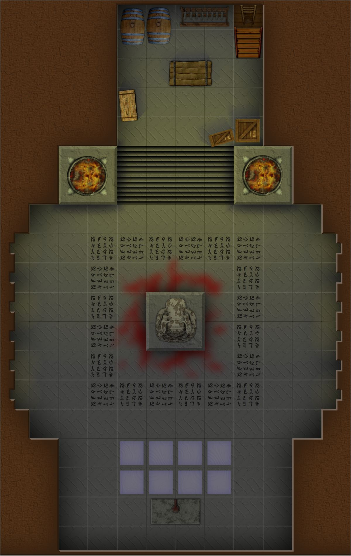 S6   Slaver's Stockade (100 px, Grid)