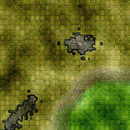 Swamp Maps for VTT