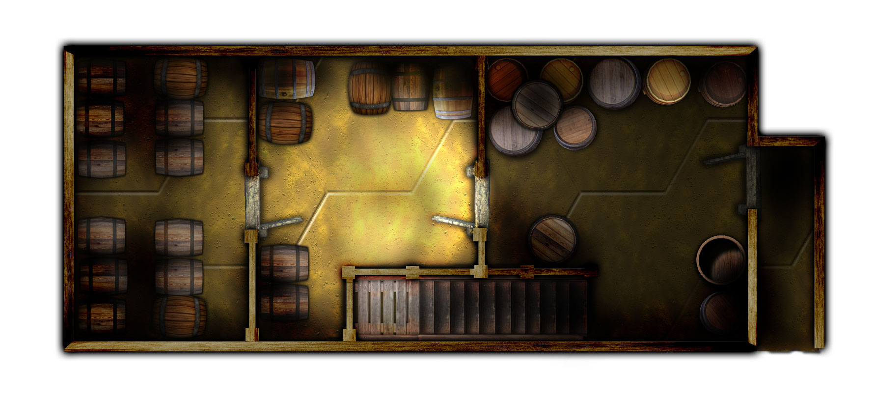 Wickshine's Last Inn Cellar