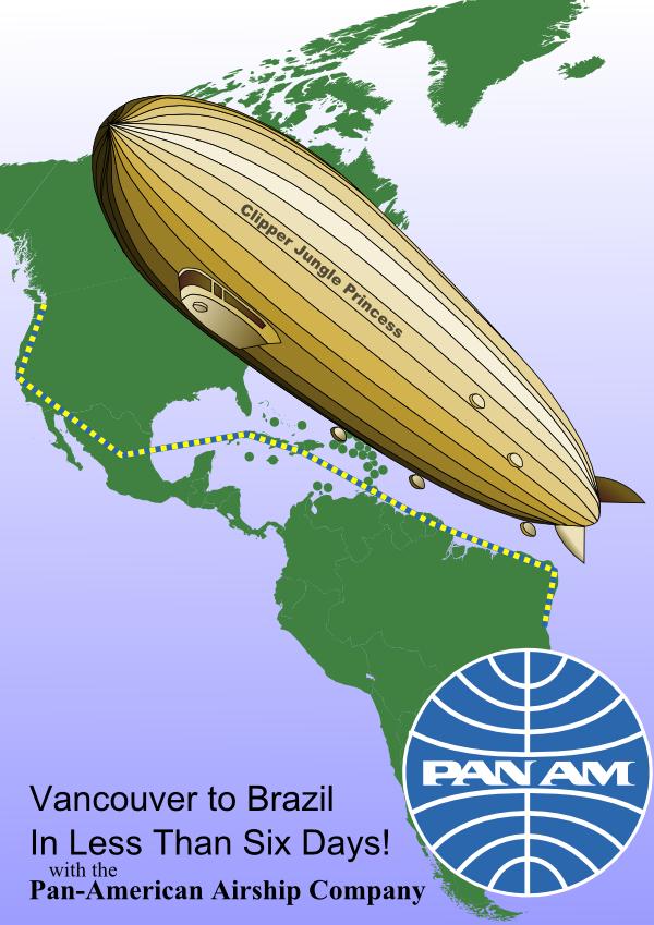Pan American Airship Company
