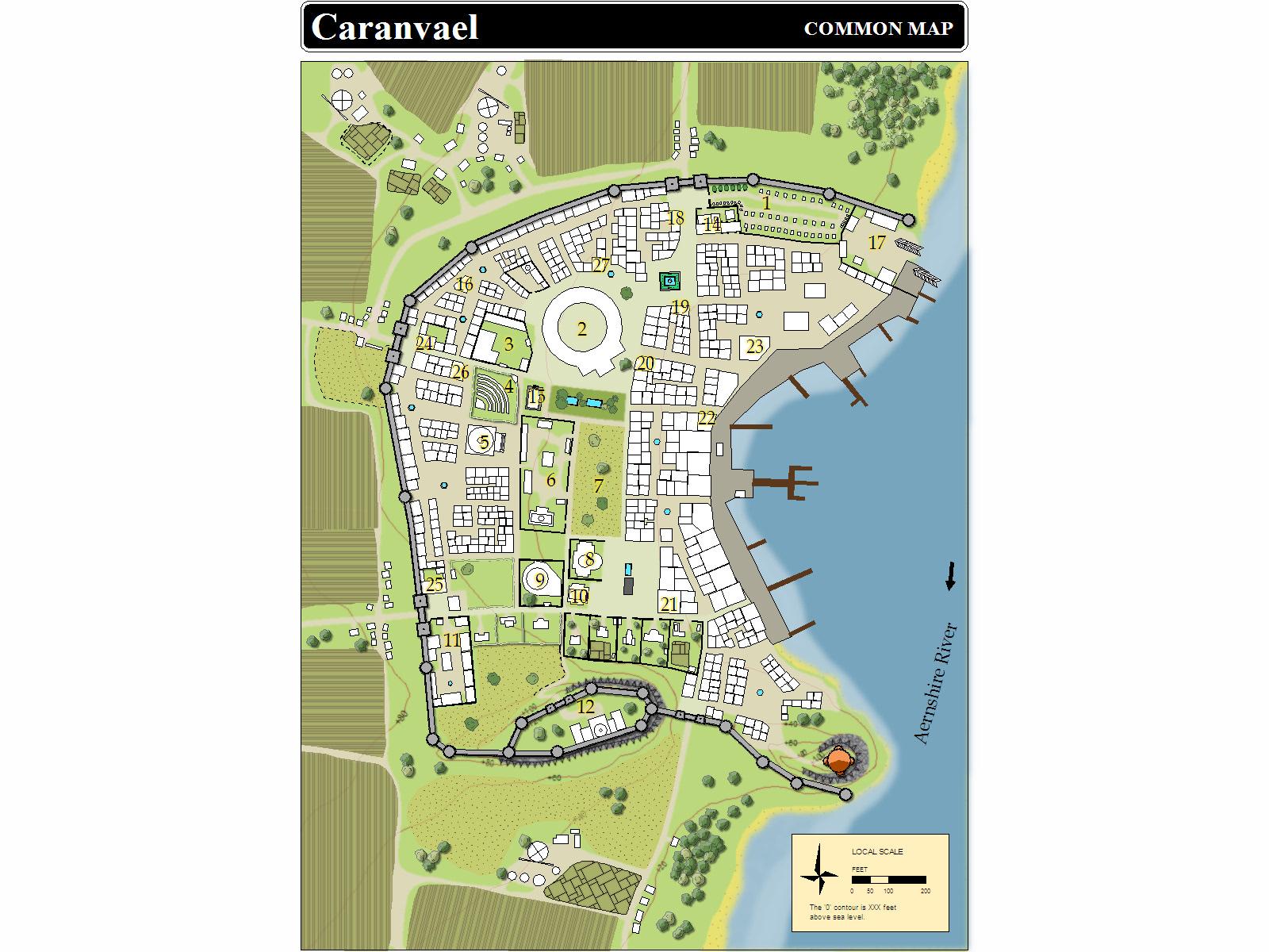 Carenvael