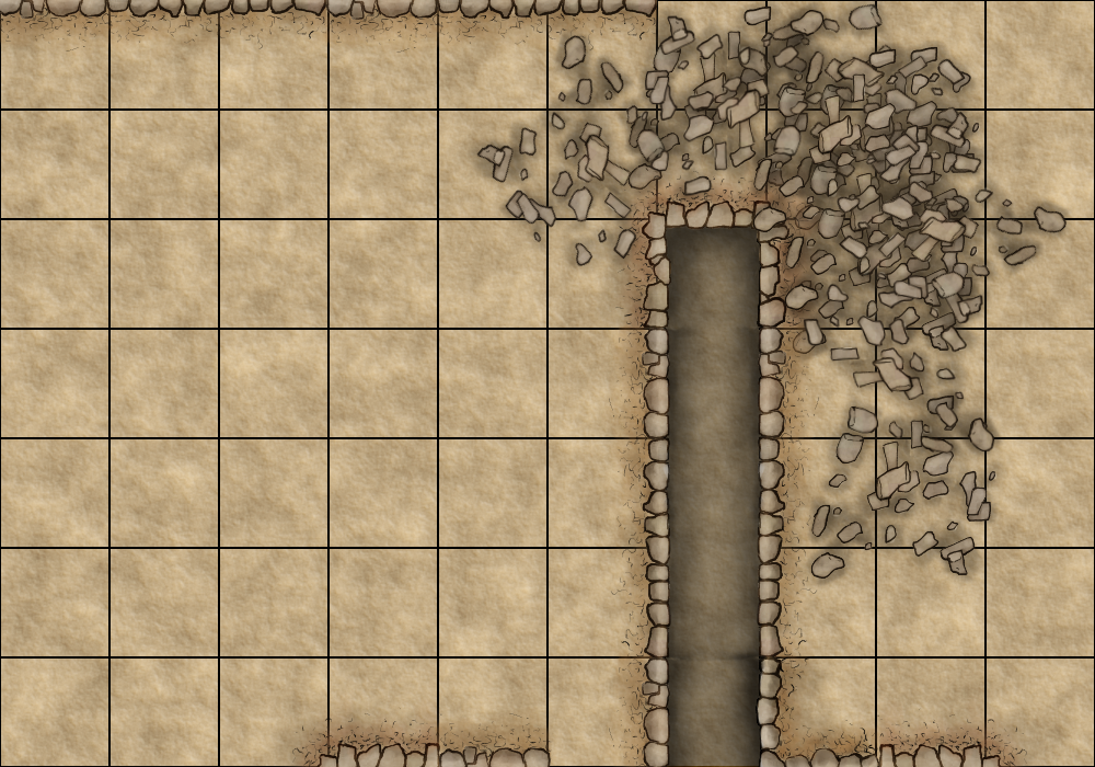 PF Module D0   Dwarven Monastery   Area 2b revised