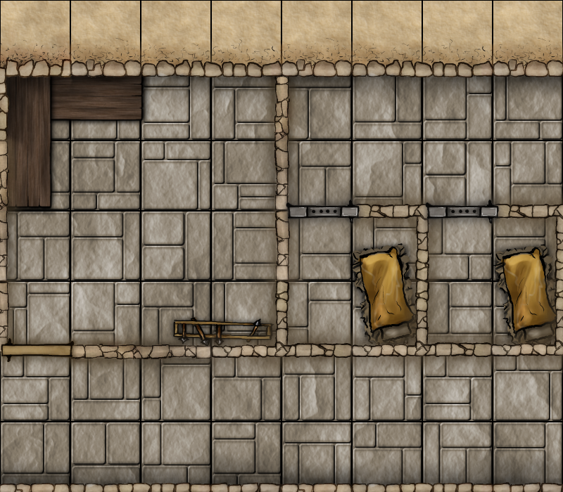 PF Module D0   Dwarven Monastery   Area 11 and 13 and 14
