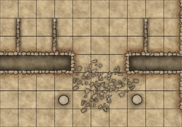 PF Module D0   Dwarven Monastery   Area 2c revised