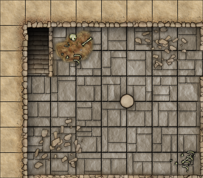 PF Module D0   Dwarven Monastery   Area 16 revised