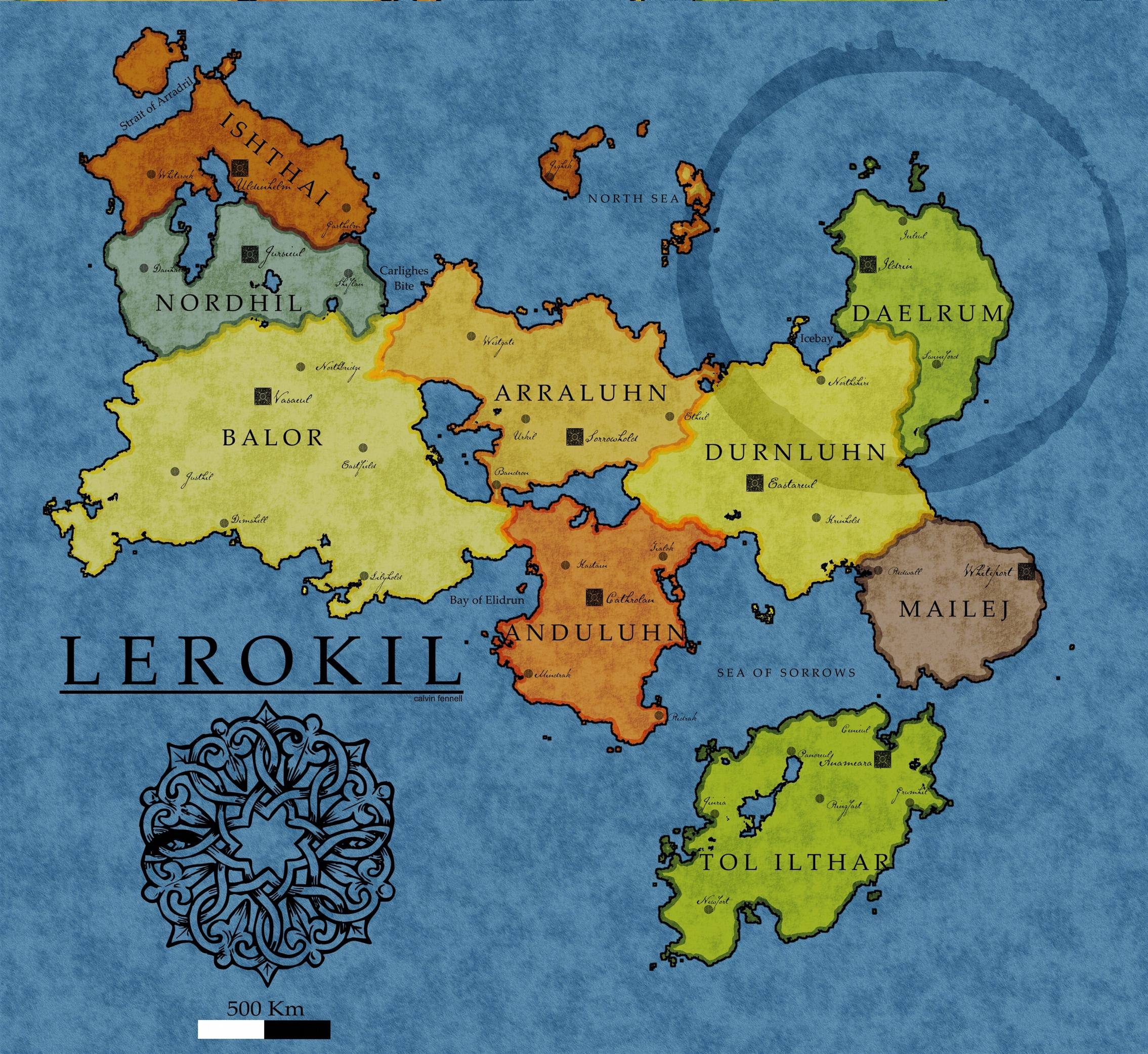 Lerokil