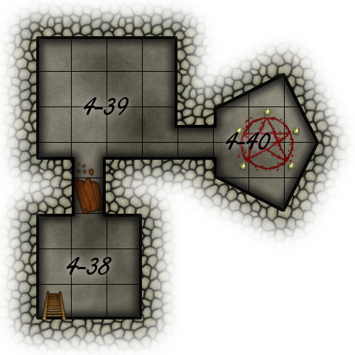 Crypt Map 1