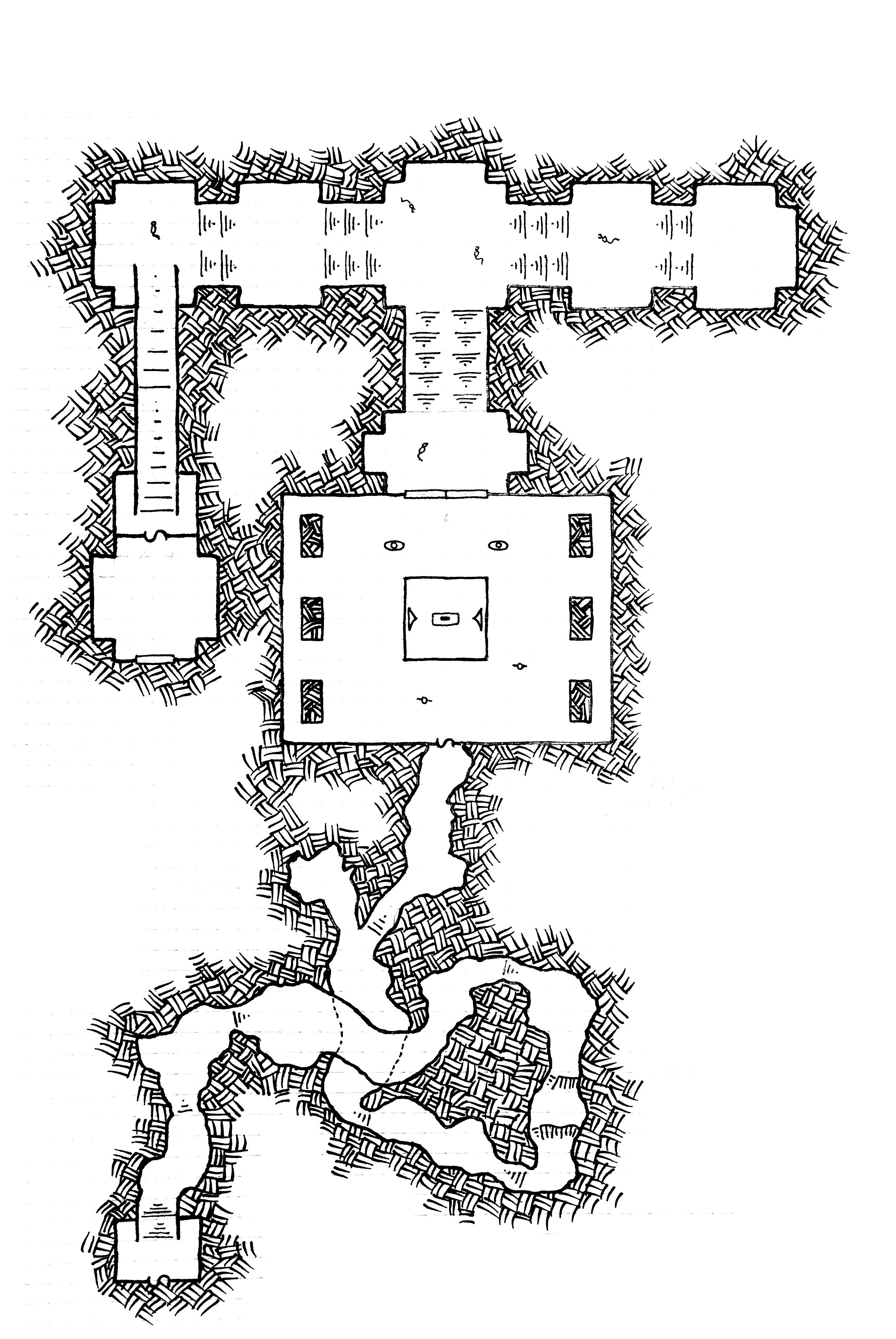 Key tomb