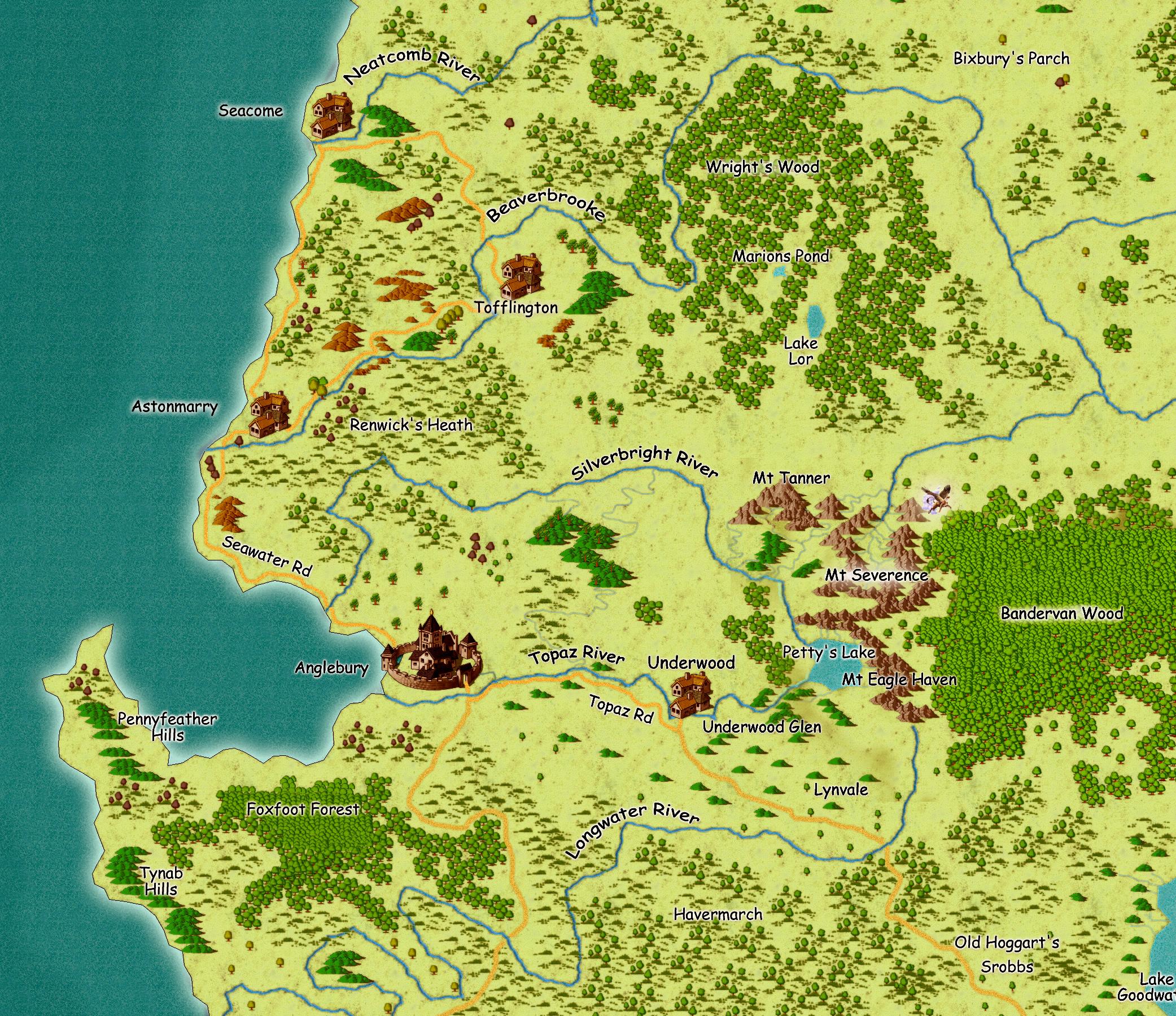 Anglebury Region B1