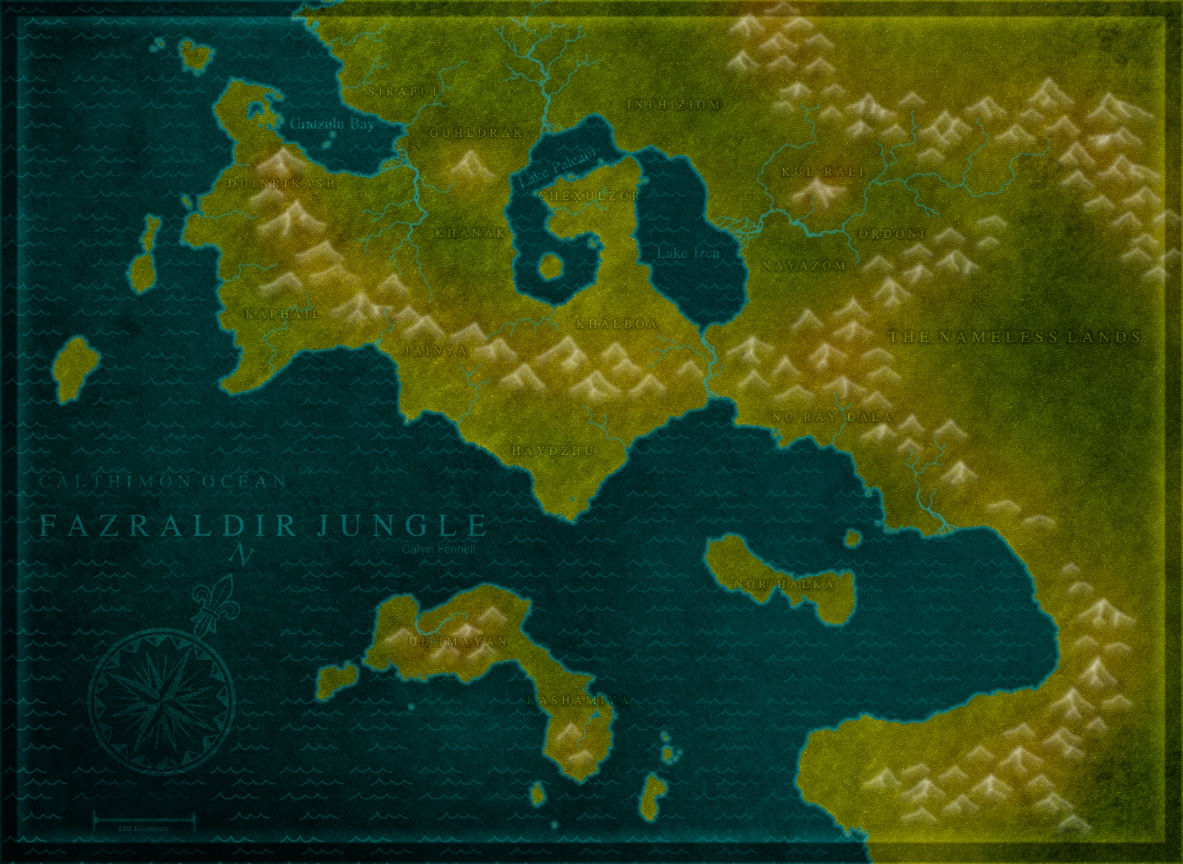 Fazraldir Jungle