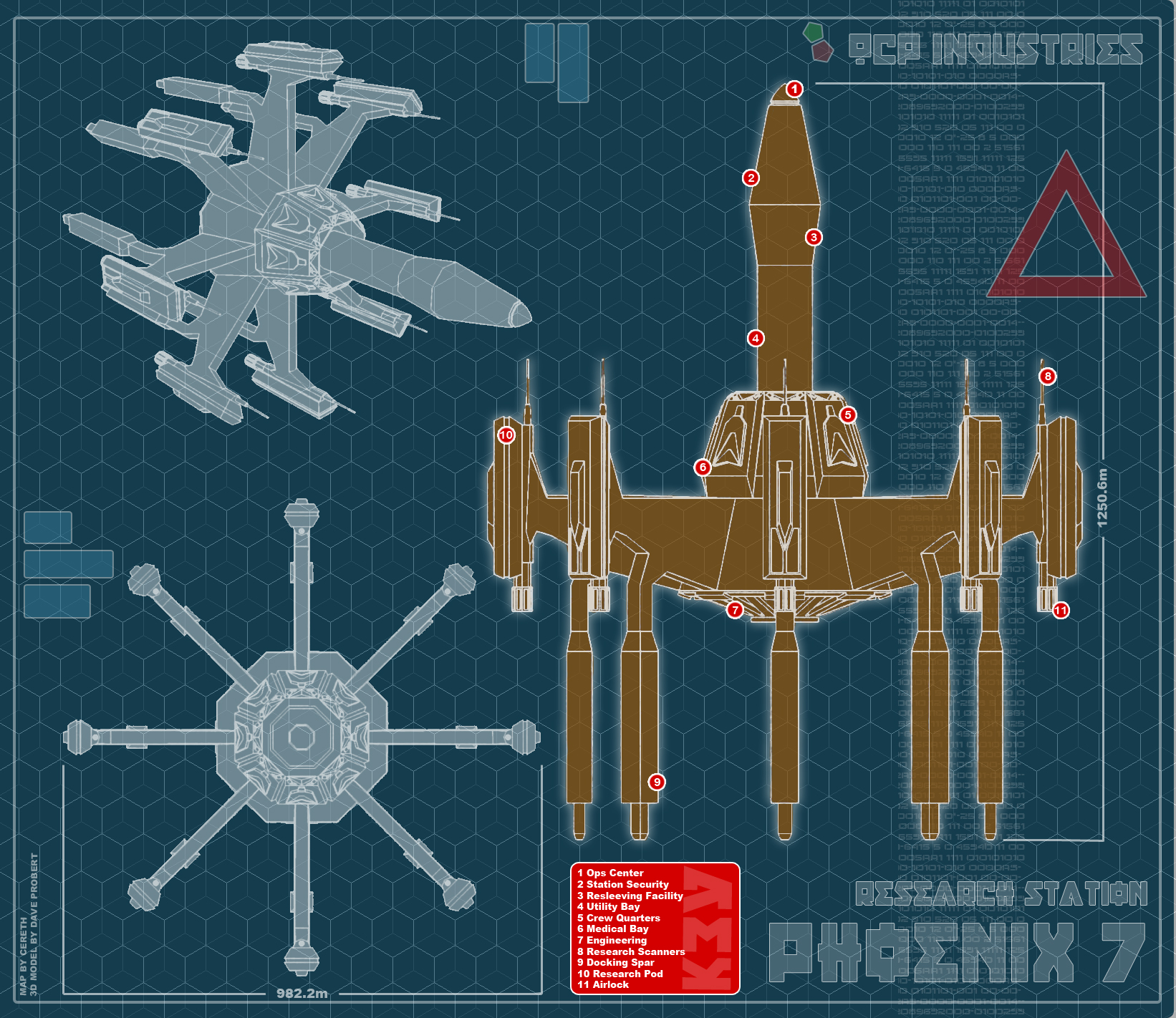 phoenix space station