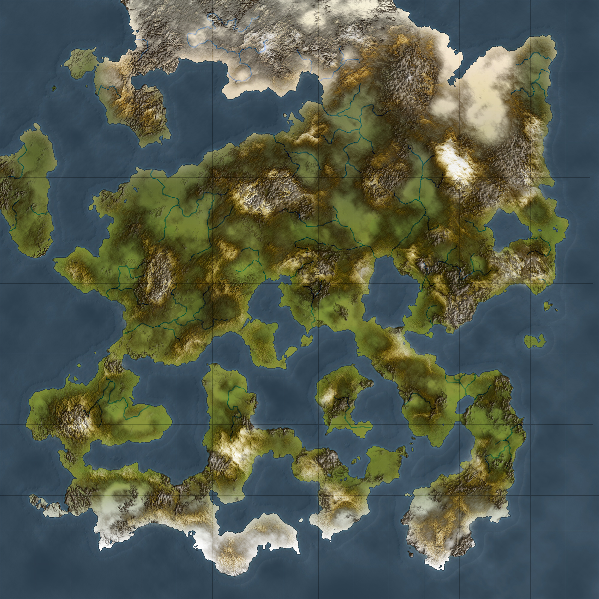 Practice Atlas style