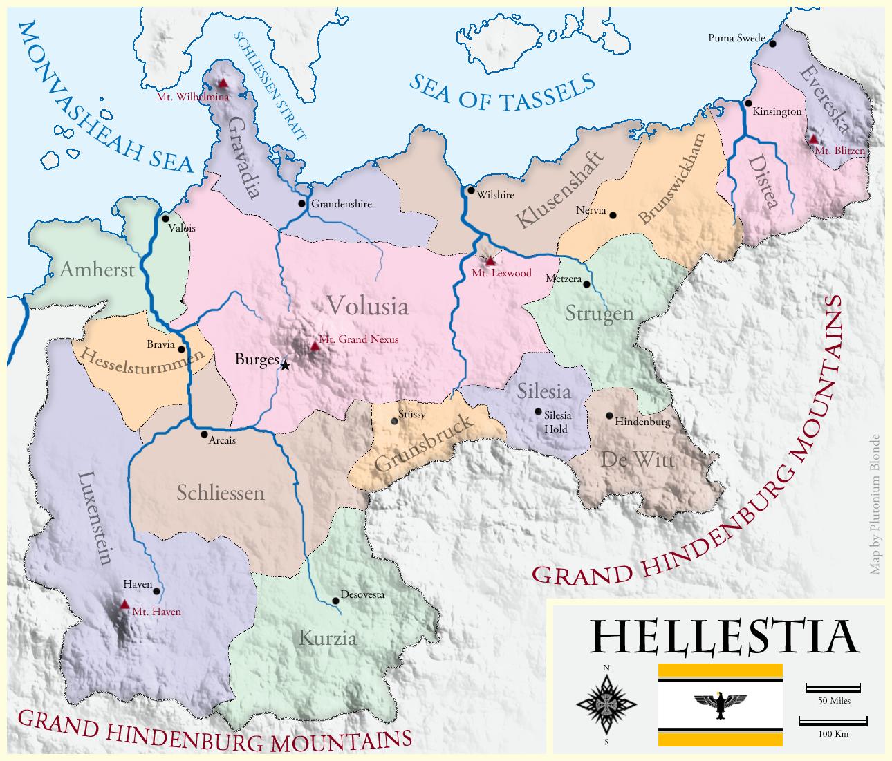 Hellestia