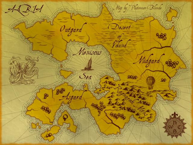 Albia Map