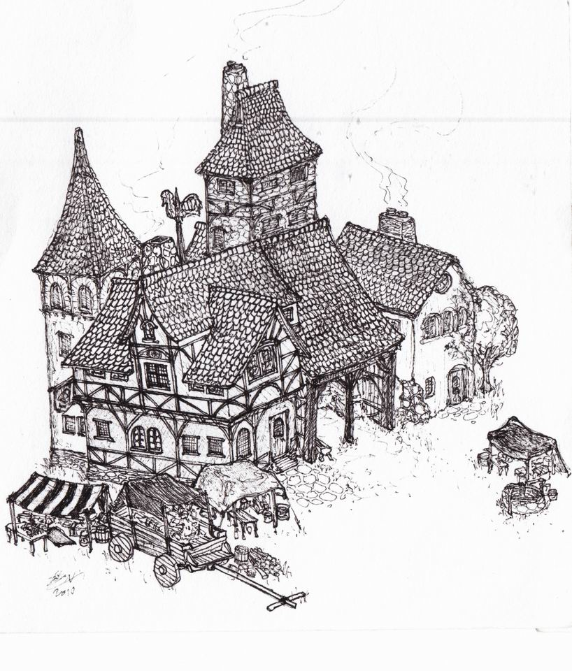 Tavern (isometric)