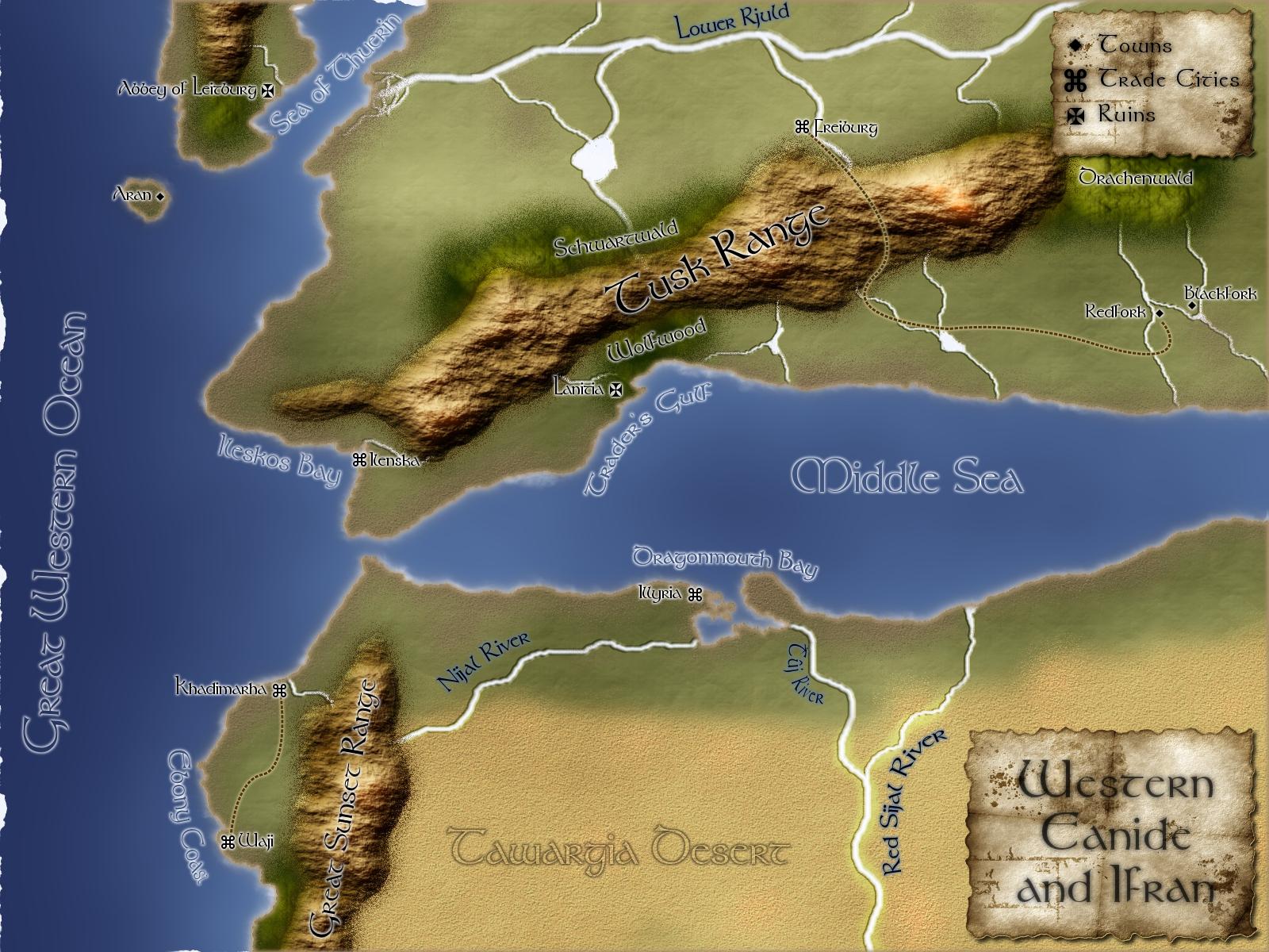 Test Mappa v2