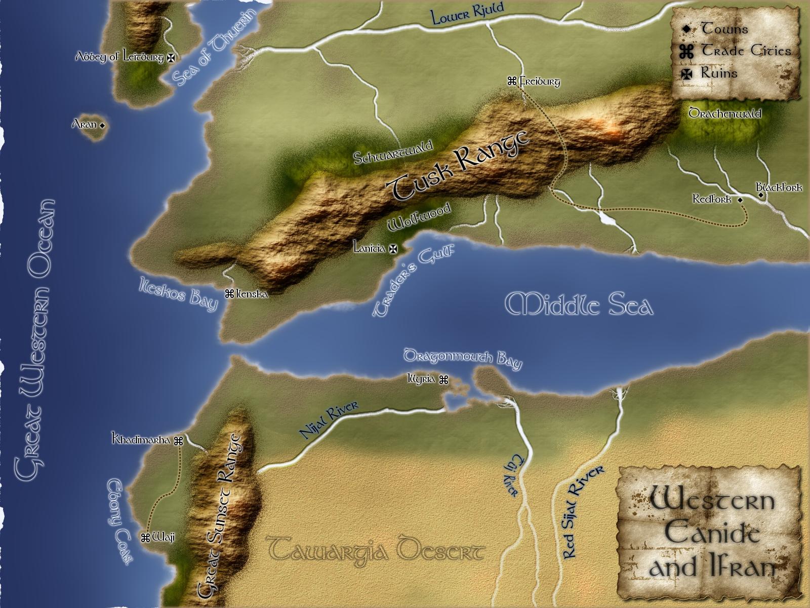 Test Mappa v3