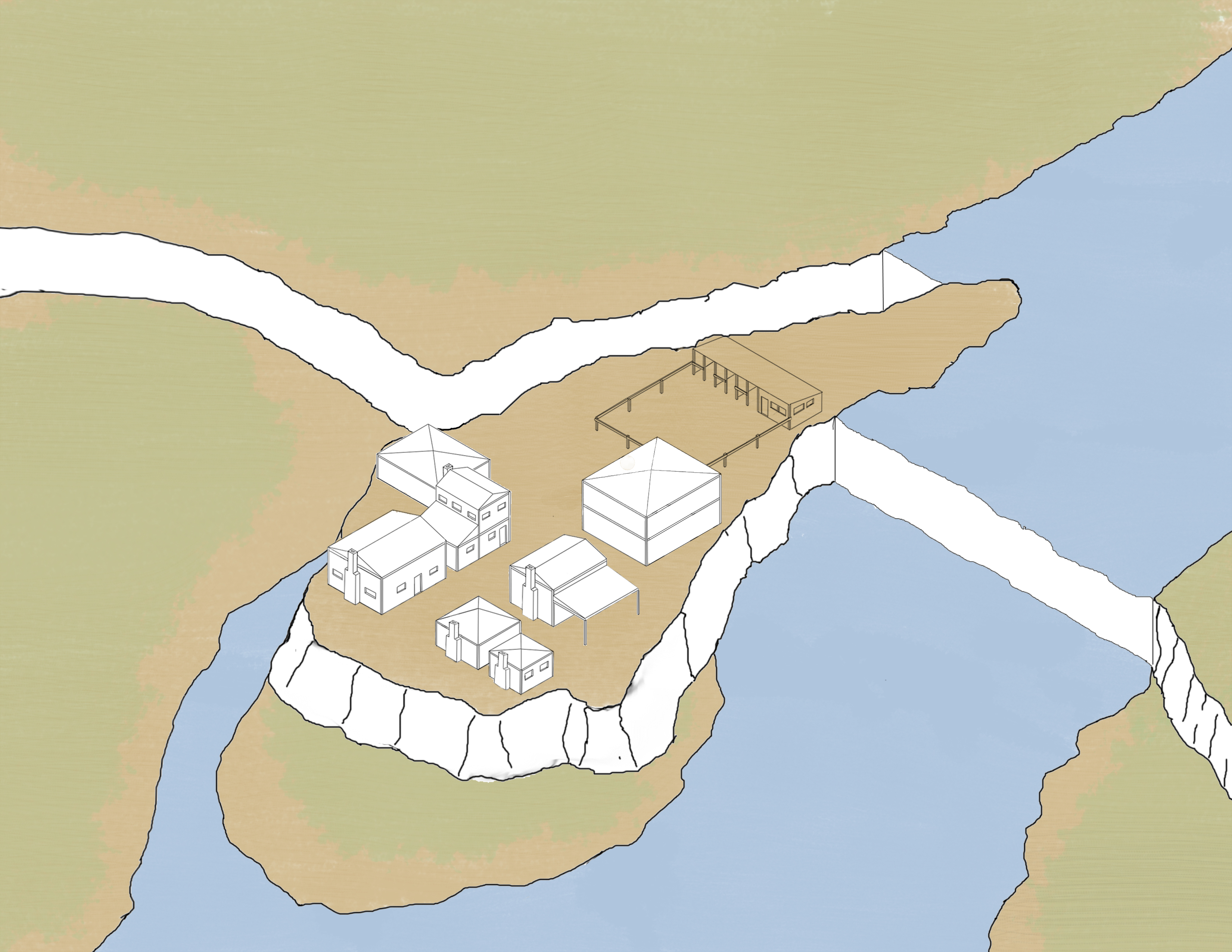 town of Tartha x4