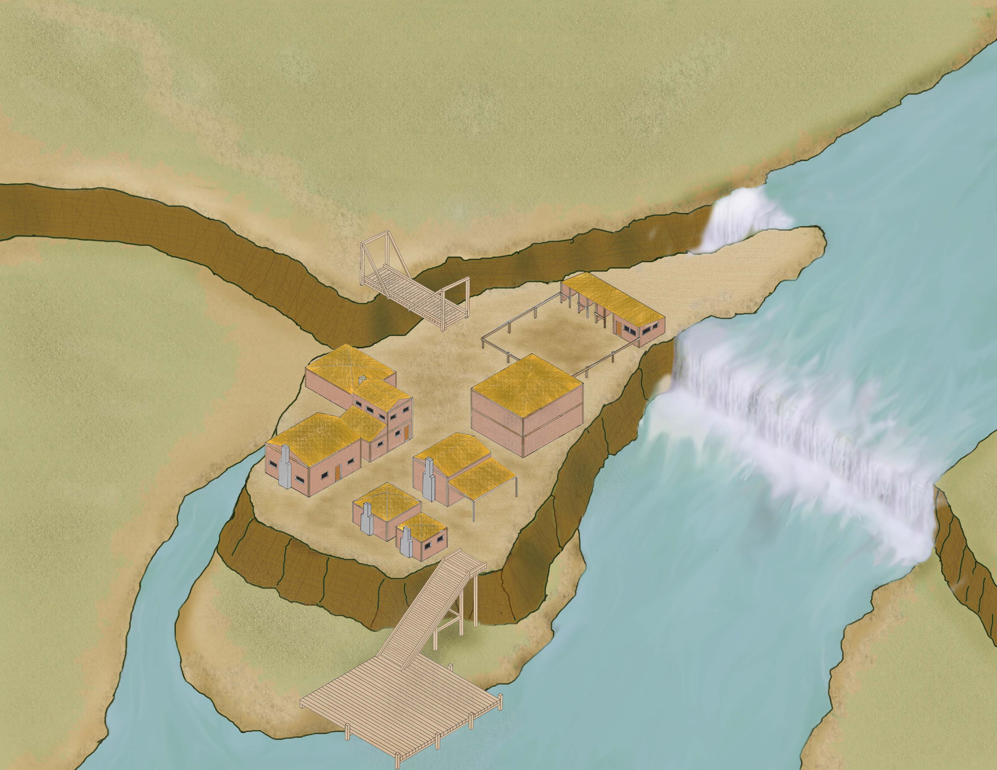 town of Tartha x8