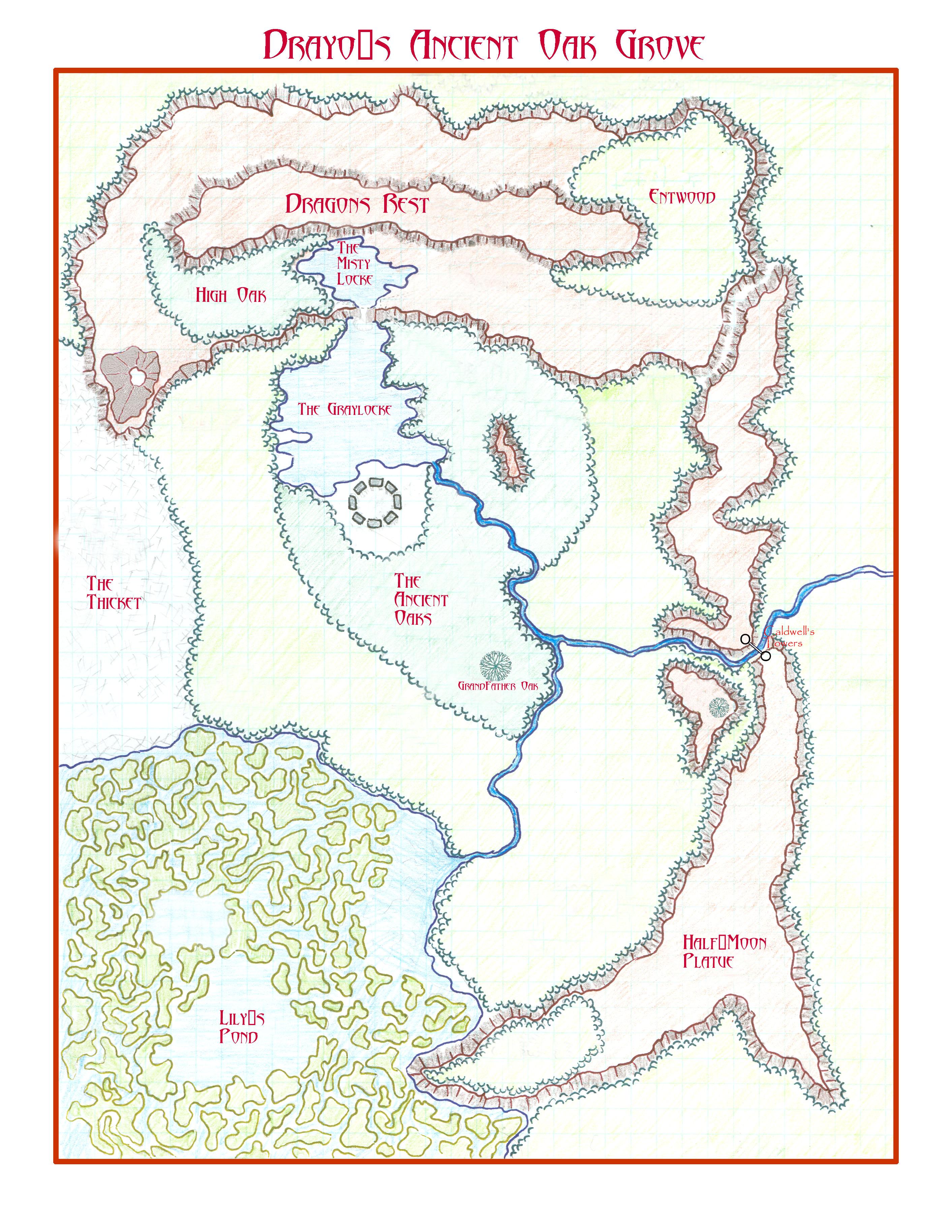 drayos grove
