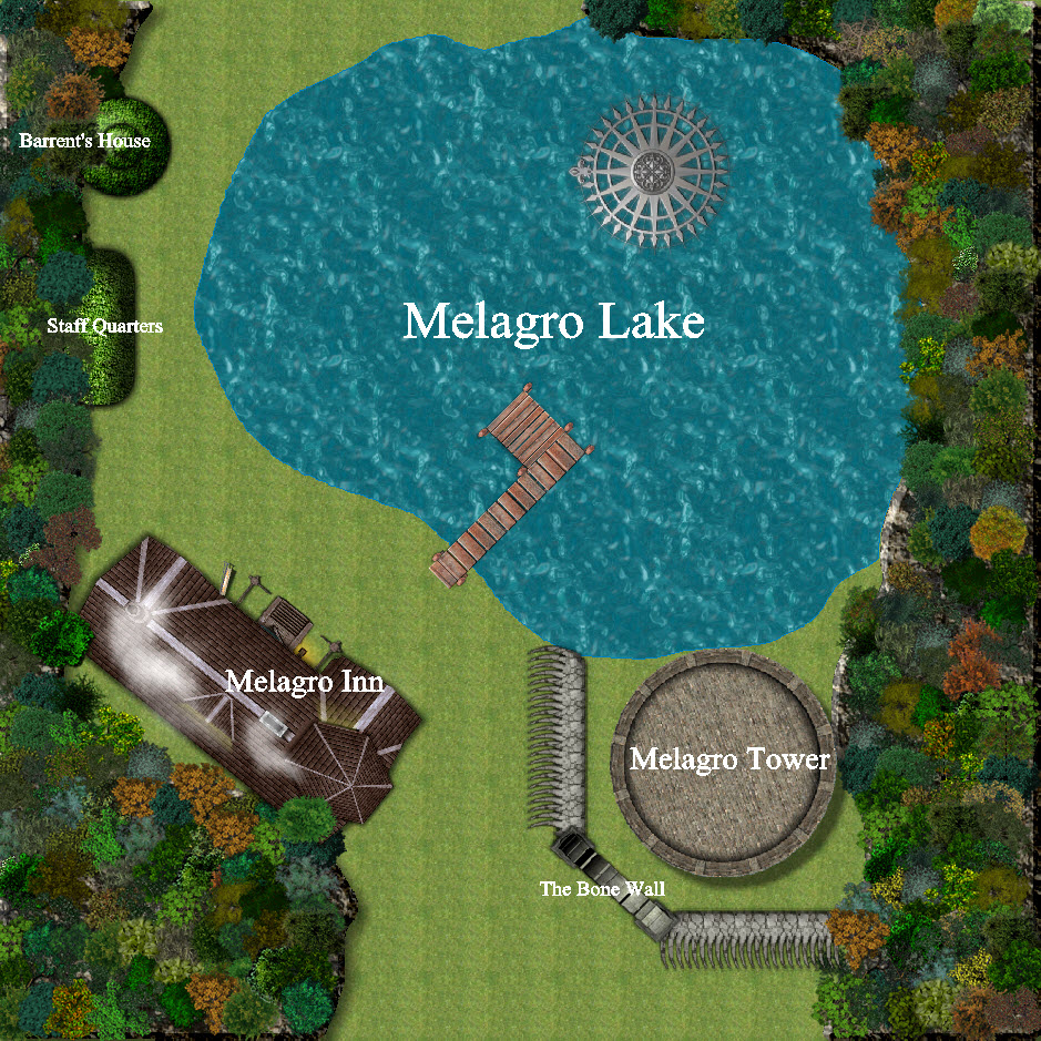Melagro Lake
