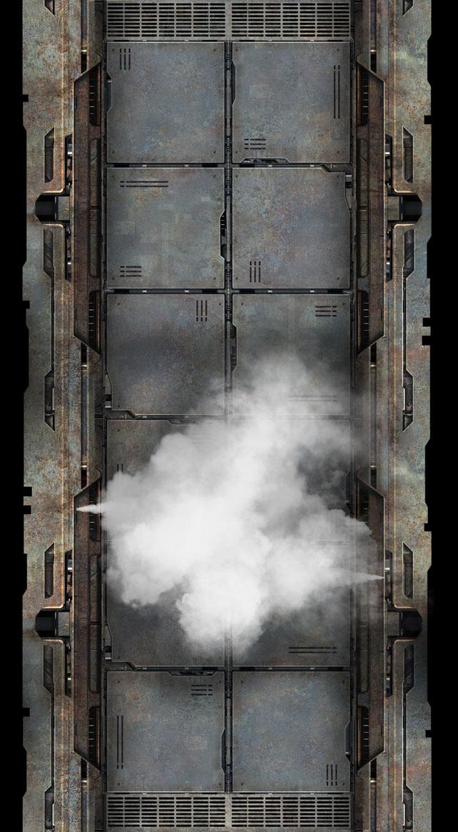 space corridor 2