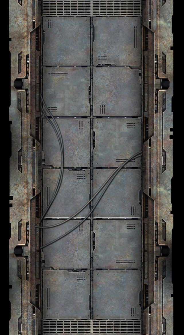 space corridor 1