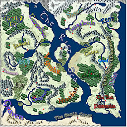 Maps from The Rift