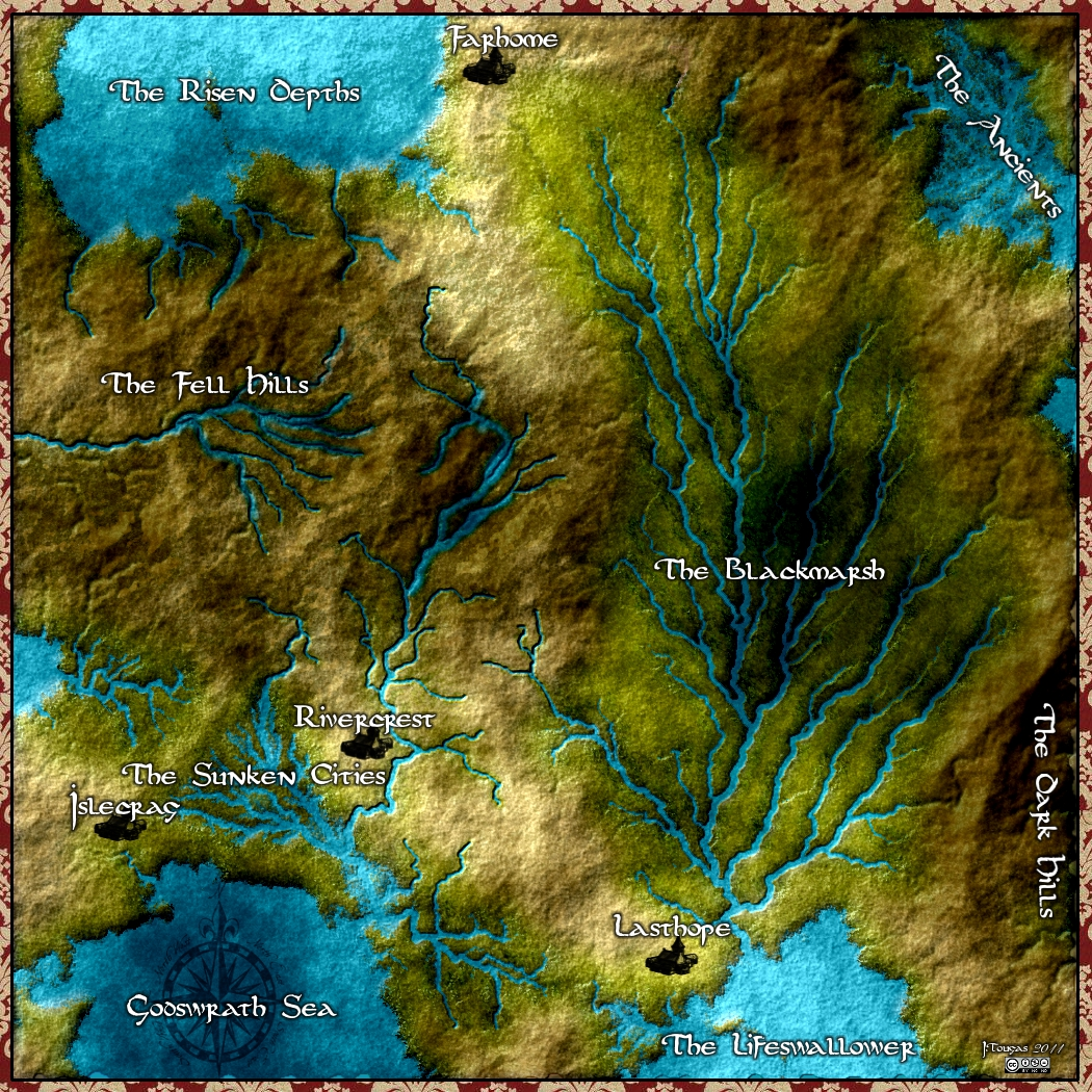 The Blackmarsh Lowlands