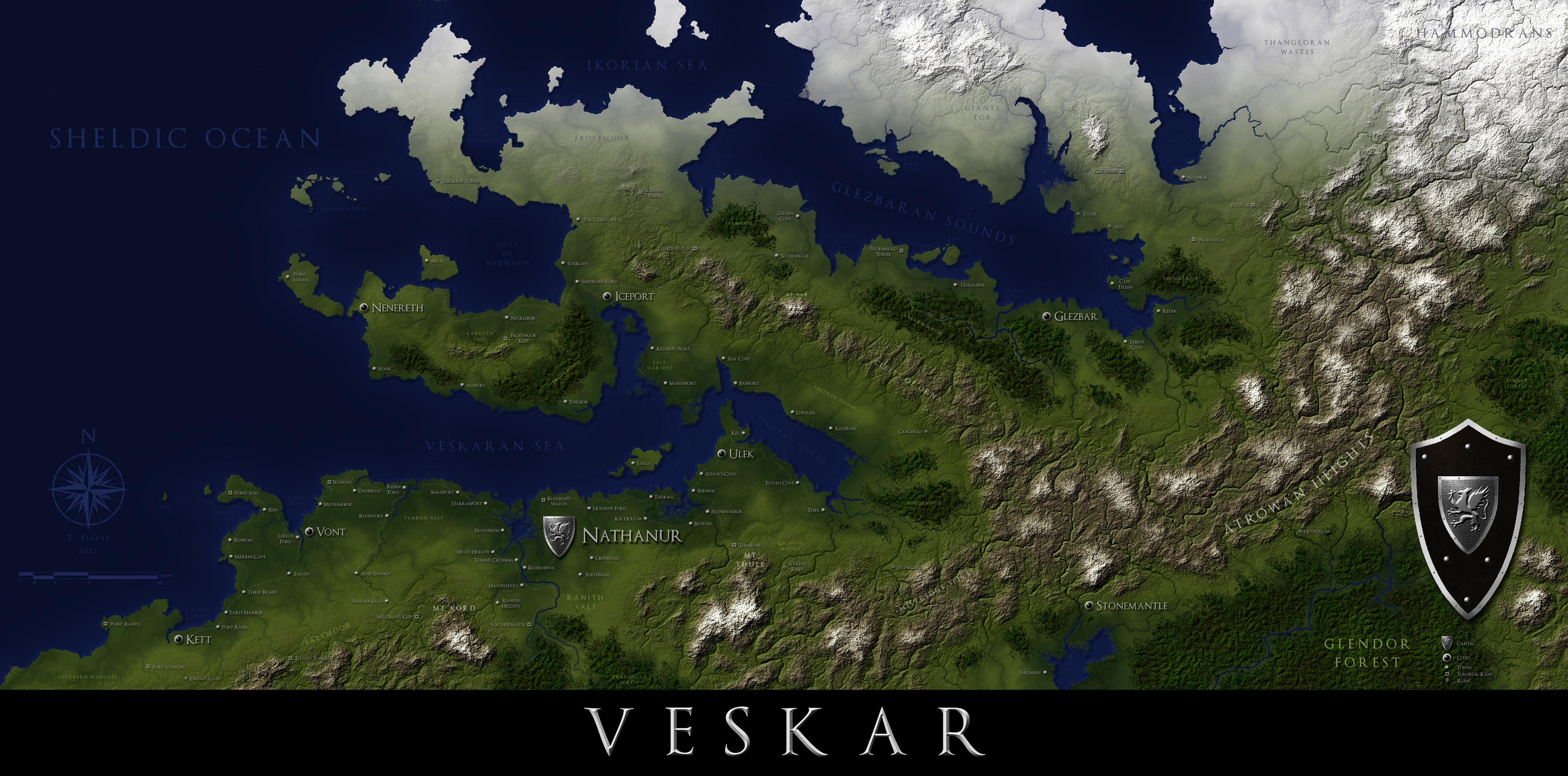 Veskar Smaller
