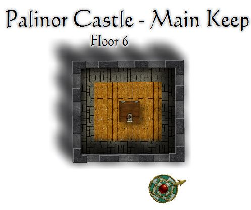 Palinor Castle   Keep Floor 6
