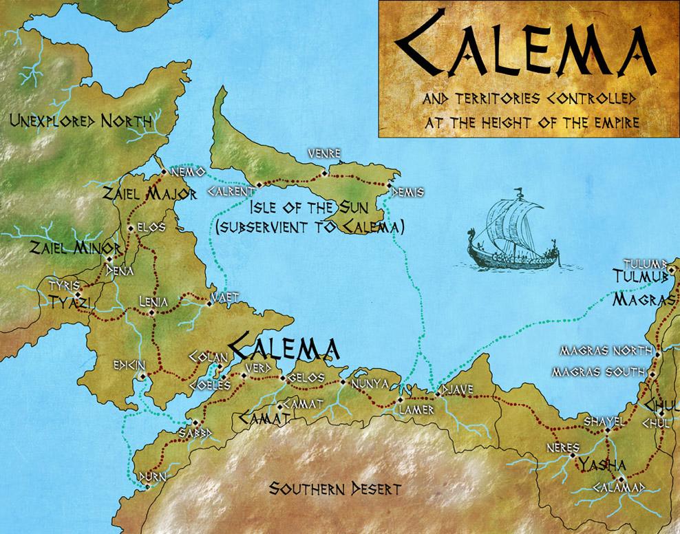 Calema V3