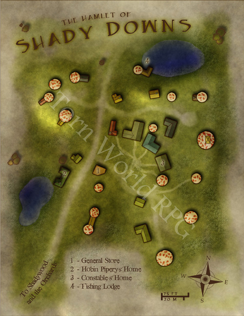 The Hamlet of Shady downs, for the folks at Torn World: http://www.tornworld.com/